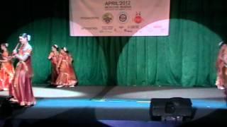 Bollywood folk styllization Dandia Dola Dola 2