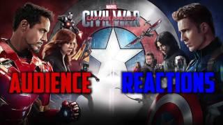 Captain America: Civil War - Audience Reactions (May 6, 2016) [SPOILERS!]