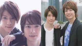Suzuki Hiroki((鈴木 裕樹) and Wada Takuma(和田琢磨)-CastSize