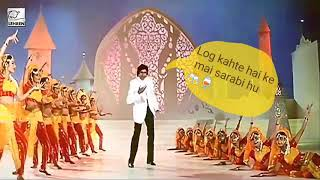 WhatsApp status // Log kahte hai Mai sharabi hu // old song