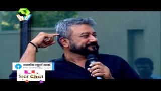 Star Chat: Jayaram & Kalidas Jayaram | 12th November 2016 | Full Episode