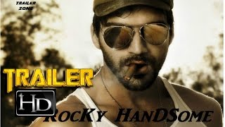 ROCKY HANDSOME Official trailer 2016 | John Abraham, Shruti Haasan