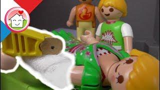 Playmobil en français Le plâtre doit s´enlever - La famille Hauser - film pour enfants