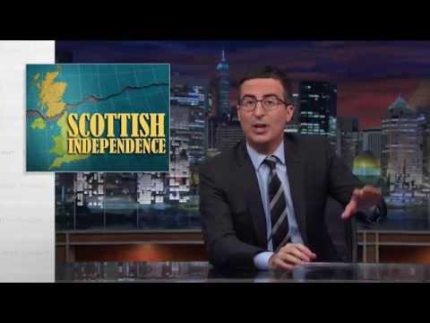 Scottish Independence Last Week Tonight with John Oliver HBO