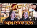 """THE FLASH 1X04 """"GOING ROGUE"""" REACTION"""