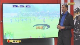 Kazi akosoa maamuzi mechi ya Singida United vs Yanga, azungumzia  penati Njombe Mji vs Simba
