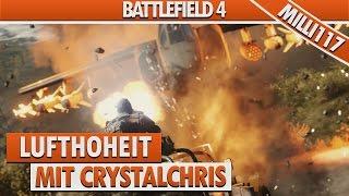 Lufthoheit | Mit CrystalChris im Jet (Battlefield 4 Gameplay)