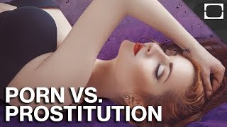 Why Is Porn Legal But Prostitution Isn't?