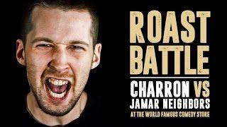 KOTD - Comedy - Charron vs Jamar Neighbors | #RoastBattle