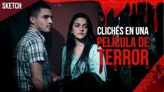 Clichés en una PELICULA DE TERROR