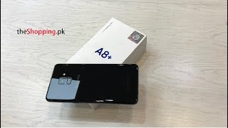 Samsung Galaxy A8 Plus 2018 Black