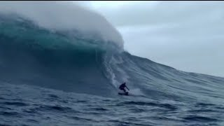 Storm Surfers - Near-Death Wipeout at Cow Bombie