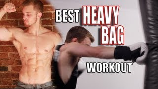 20 Minute Heavy Bag Workout