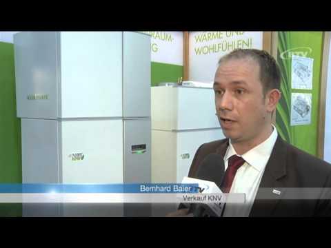 KNV Energietechnik bei der Energiesparmesse in Wels