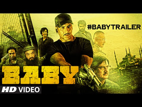 Xxx Mp4 Exclusive BABY Official Trailer Akshay Kumar T Series 3gp Sex
