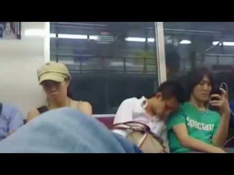 Don't Sleep In The (Tokyo) Subway