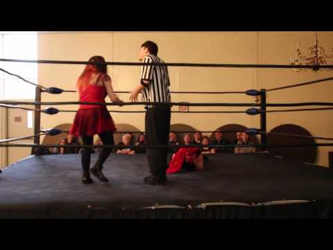 Sabrina Kyle Vs Mercy NSW One Night Only