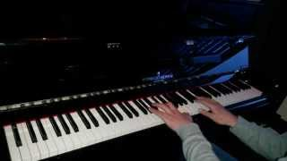 Ellie Guilding - Love Me Like You Do (Piano Cover) [Fifty Shades Of Grey Soundtrack]