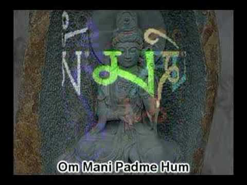 Om Mani Padme Hum Sanskrit Short Form 108 Repetitions