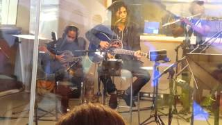 "Skip Marley Performing ""Coming In From The Cold"" Live at Sirius XM The Joint"