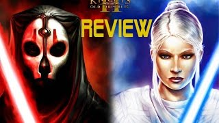 Star Wars Knights of the Old Republic II: The Sith Lords Review