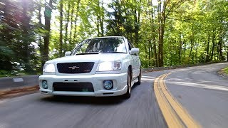 The Forester STi Type-M was the Last Great Subaru Wagon