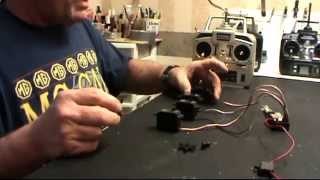 # 2  HOW TO PROPERLY SET UP YOUR SERVOS