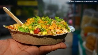 Jhalmuri Making Indian Street Food Video | Indian Cooking Skills.