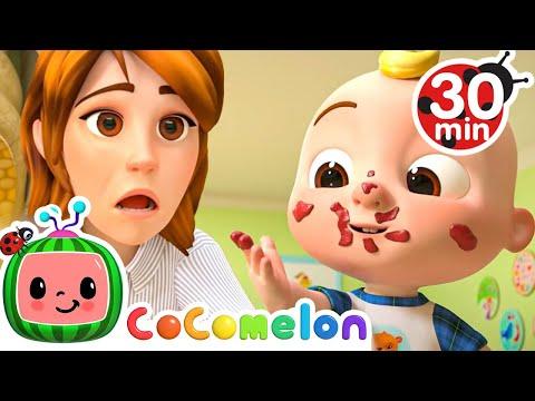 Food Songs For Kids More Nursery Rhymes & Kids Songs CoComelon