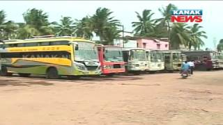 Renovation of Puri Bus Stand To Begin From March 05