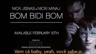Nick Jonas & Nicki Minaj - Bom Bidi Bom (Tradução/Cover)