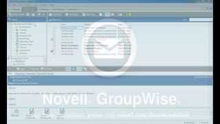 GroupWise 2012: What's New: Relevance and Sorting