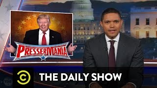 The Daily Show - Processing Trump