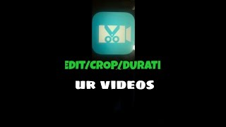 how to trim/add mp3/merge a video for android!