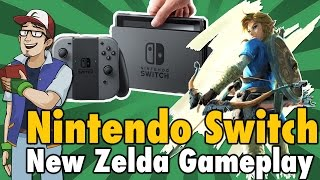 Download The Legend of Zelda: Breath of the Wild | NEW Switch Gameplay 3Gp Mp4