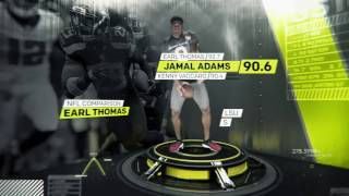 Jamal Adams Rates Highly In The Lab | SportScience