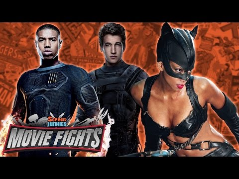 Worst Comic Book Movie TRICK QUESTION MOVIE FIGHTS