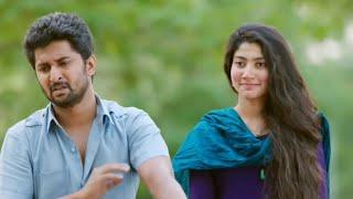 sai pallavi new movie video   best scene of MCA movie  