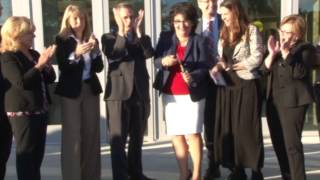 Opening Ceremony for the Franklin Performing Arts Center