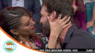 Galilea e Iván Sánchez a la cama en 'Verdad o reto' | Hoy