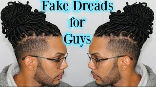 Faux Dreads for Guys