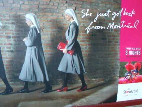 I'd fuck that nun