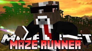 Minecraft Maze Runner Mini Game