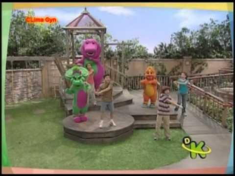 Barney e seus amigos O zoológico musical