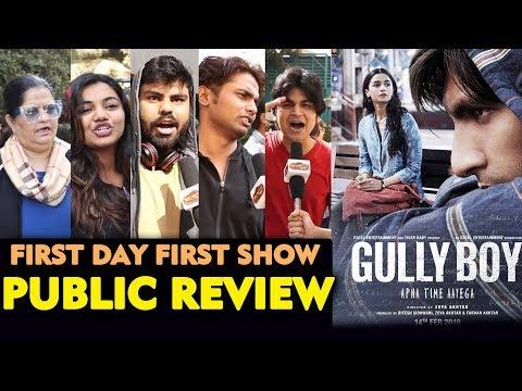 Xxx Mp4 GULLY BOY PUBLIC REVIEW First Day First Show Ranveer Singh Alia Bhatt 3gp Sex