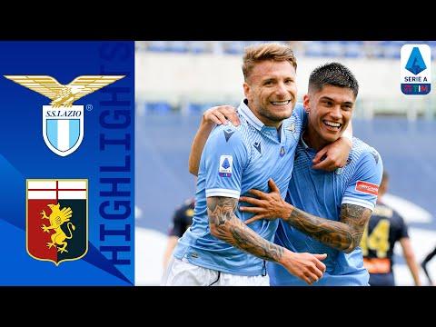 Lazio 4 3 Genoa Immobile & Correa Shine In 7 Goal Thriller Serie A TIM