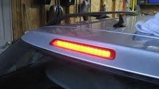 Cheap Awesome LED Brake Light Fix!