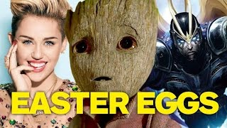 Guardians of the Galaxy Vol. 2 Easter Eggs, References and Cameos - SPOILERS!
