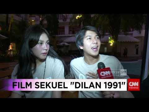 """Iqbal & Vanesha: Siap-siap Banjir Air Mata di """"Dilan 1991"""""""
