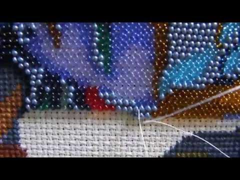 Виды бисера и вышивки бисером 948